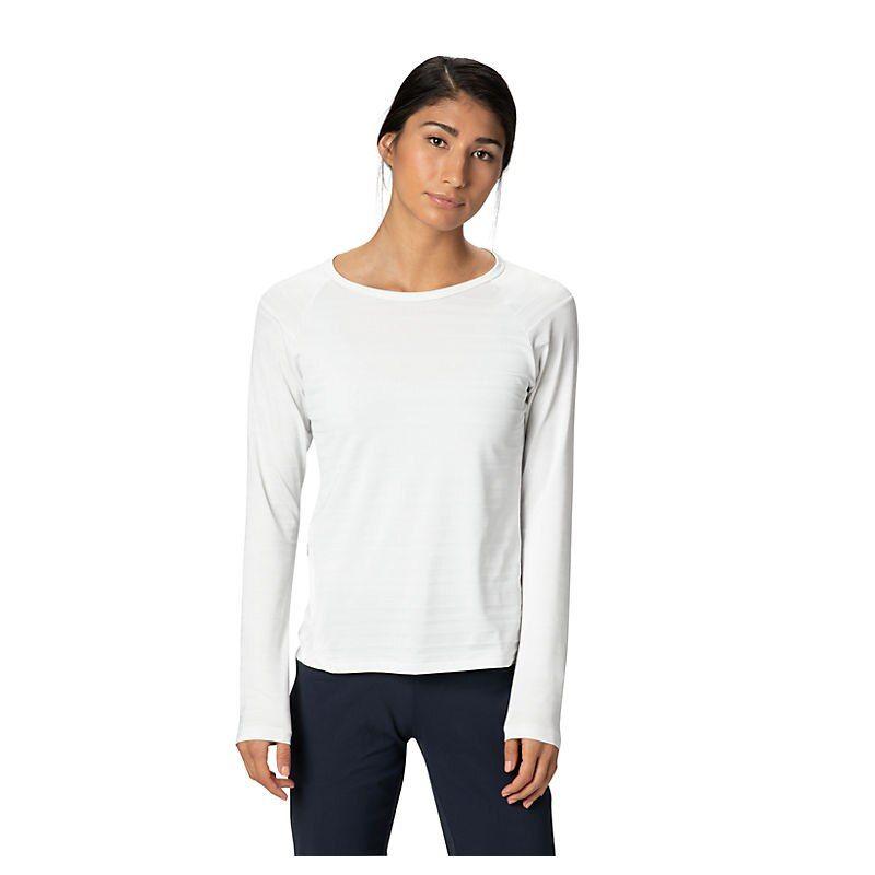 Mountain Hardwear Mighty Stripe Long Sleeve - T-shirt femme
