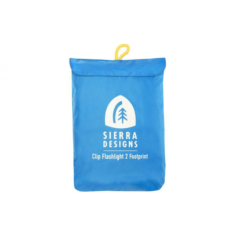 Sierra Designs Clip Flashlight 2 Footprint - Tapis de sol