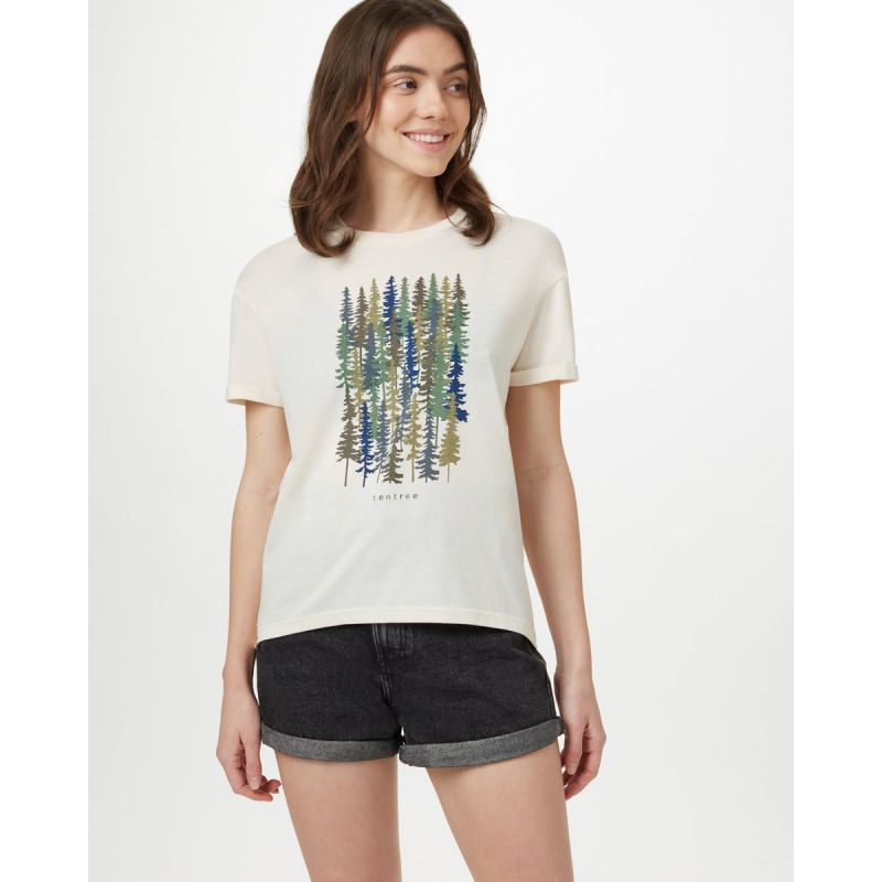 Tentree Spruced Up Relaxed - T-shirt femme