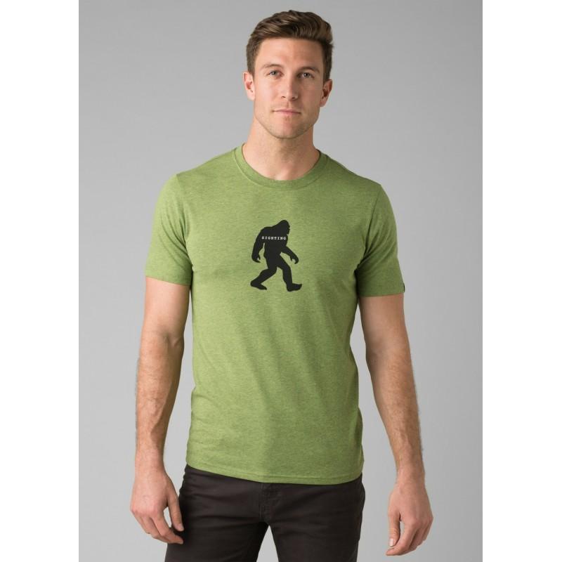 Prana Big Foot Sighting Journeyman - T-shirt homme