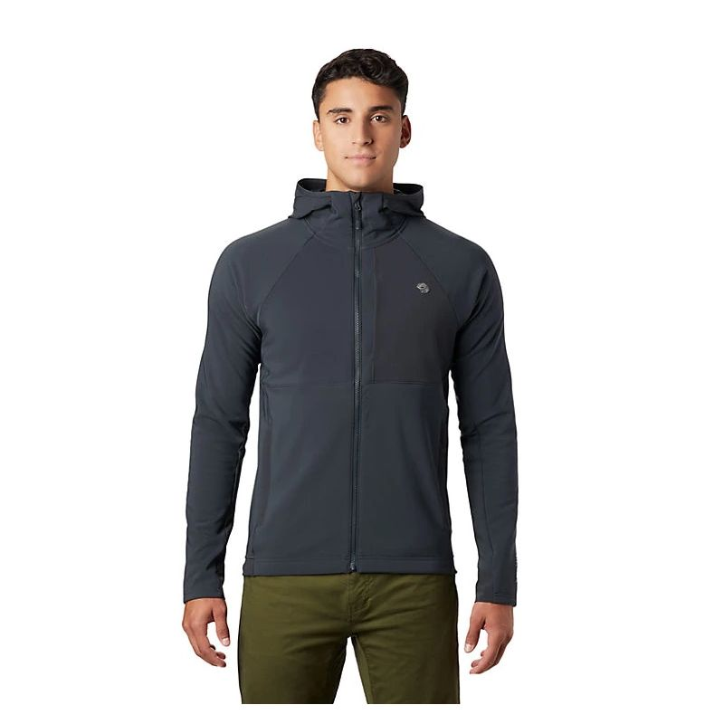 Mountain Hardwear Keele Hoody - Veste softshell homme