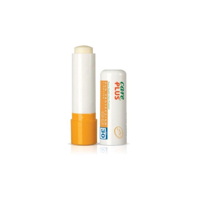 Care Plus Sun Protection Lipstick SPF30+ - Stick à lèvres