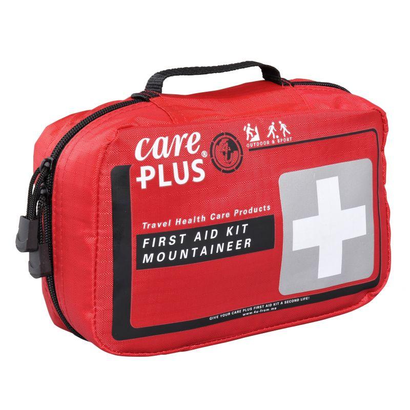 Care Plus First Aid Kit - Mountaineer - Trousse de secours