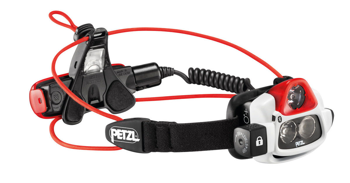 Petzl Nao® + - Lampe frontale