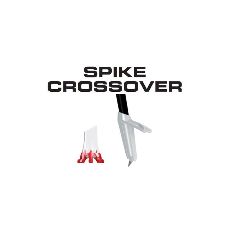 TSL Outdoor Tactil C70 Cork Spike / Crossover - Bâtons marche nordique