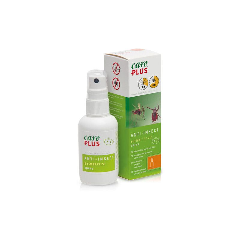 Care Plus Anti-Insect Sensitive Icaridin spray - Anti-insectes