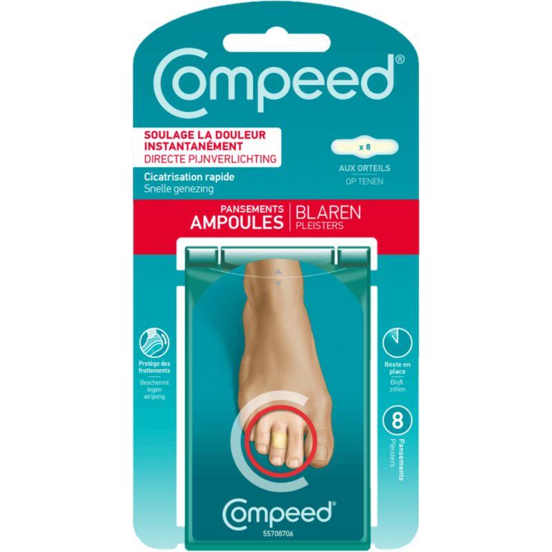 Compeed Pansements Ampoule Orteils