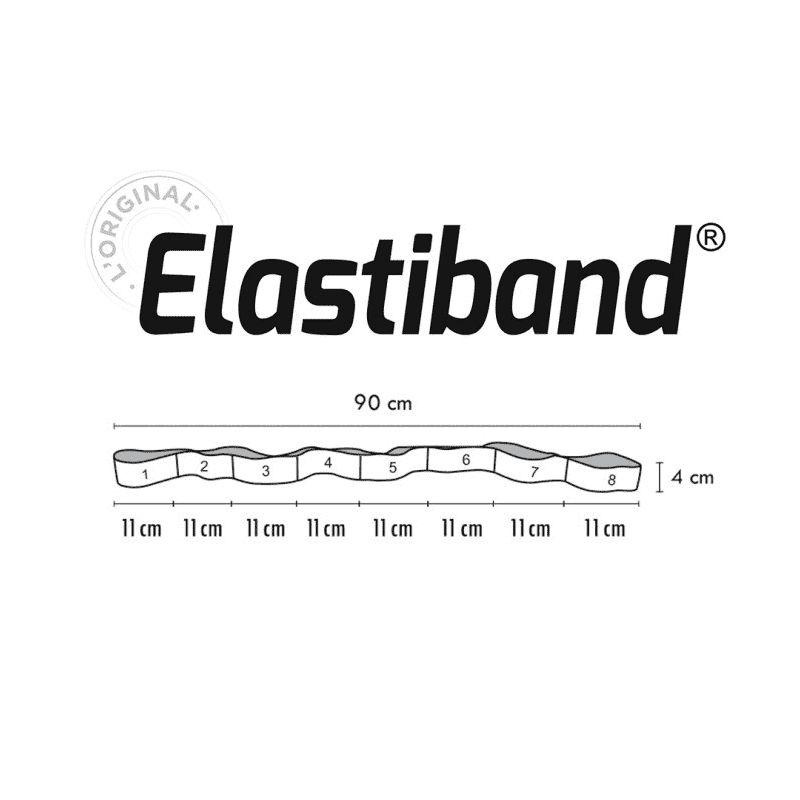 Sveltus Elastiband - Bande de musculation