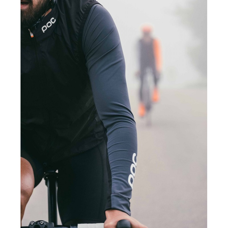 Poc Essential Road Mid LS Jersey - Maillot vélo homme