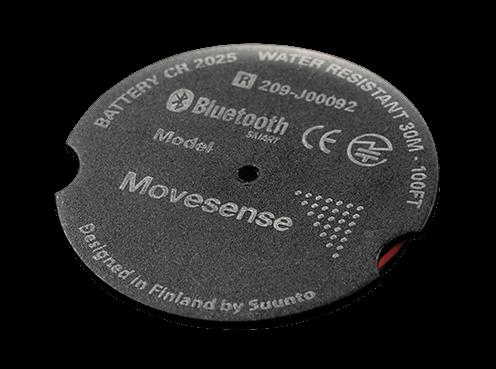 Suunto Couvercle pour ceinture Suunto Smart Sensor (sans pile)