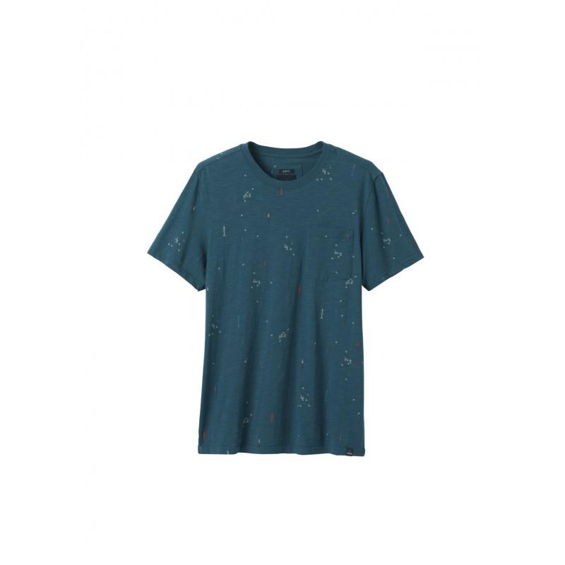 Prana Auxi Crew - Slim - T-shirt