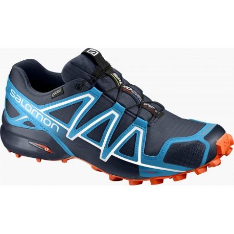 Homme Salomon 4 Été Gtx® 2017 Speedcross Trail Chaussures XnCvnwHBF