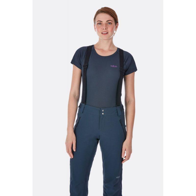 Rab Pulse SS Tee - T-shirt femme