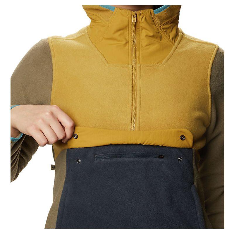 Mountain Hardwear UnClassic Fleece Hoody - Polaire femme