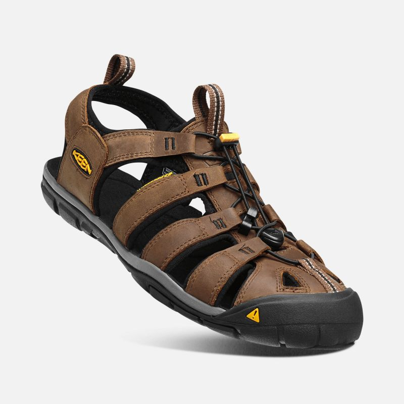 Keen Clearwater CNX  Leather - Sandales homme