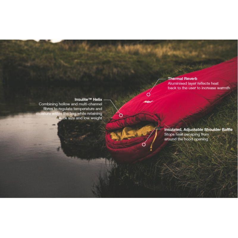 Vango Latitude Pro 300 - Sac de couchage