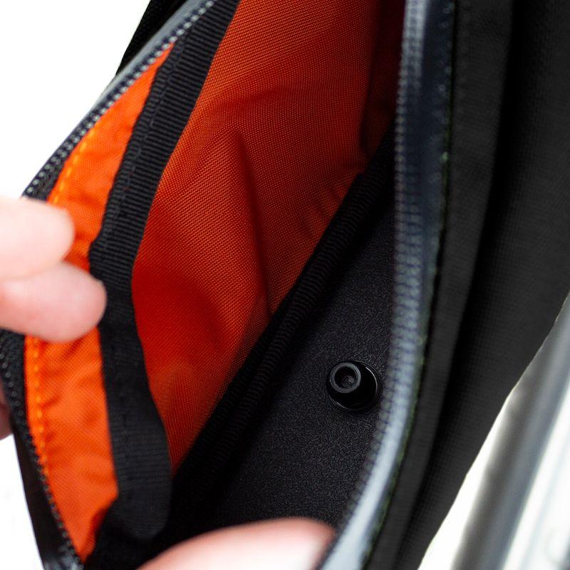 Restrap Top Tube Bolt - Sacoche de cadre vélo