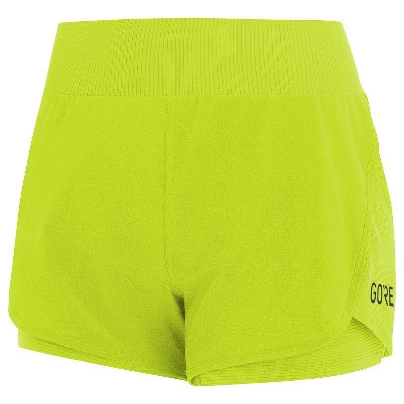 Gore Wear R7 Wmn 2in1 Shorts - Short running femme