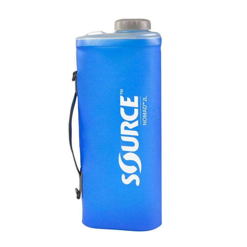 Source Nomad Lightweight Foldable Bottle - Gourde souple