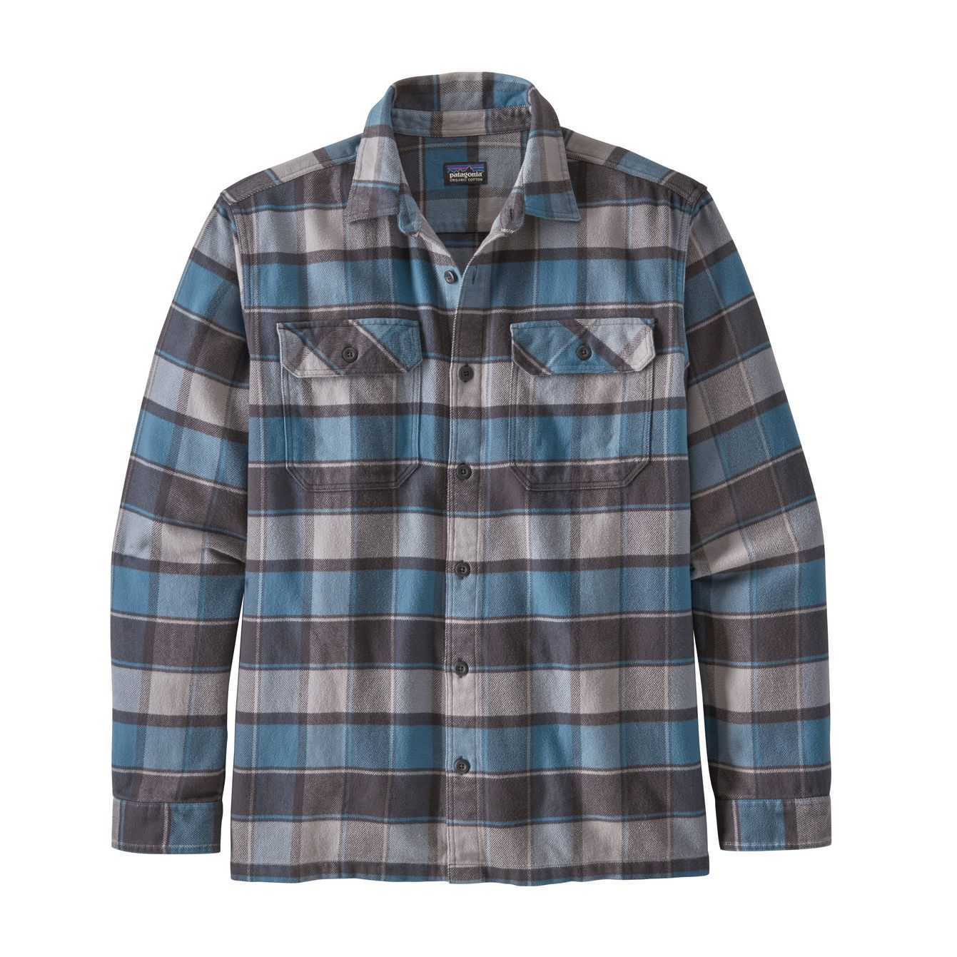 Patagonia Long-Sleeved Fjord Flannel Shirt - Chemise homme