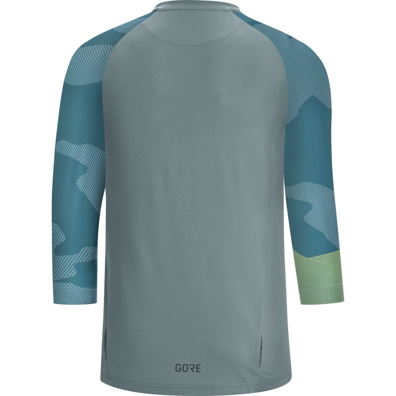 Gore Wear C5 Trail 3/4 Jersey - Maillot VTT homme