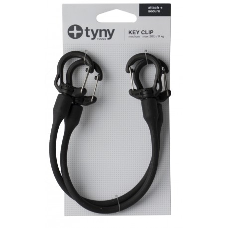 Tyny Tools Tendeur sac à dos Tiny Tools Key Clip Medium