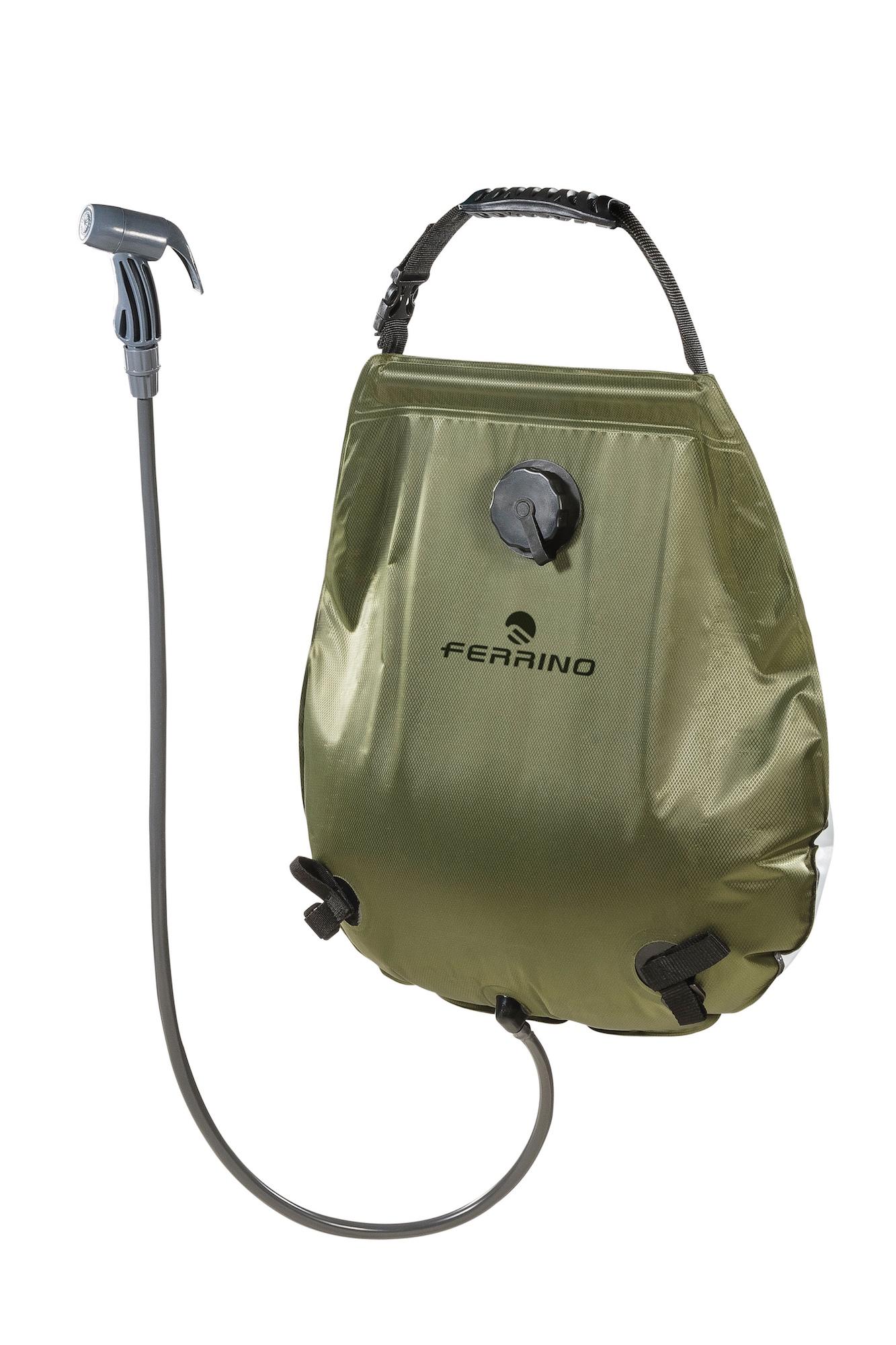 Ferrino Sunshower Deluxe - 20 L - Douche solaire