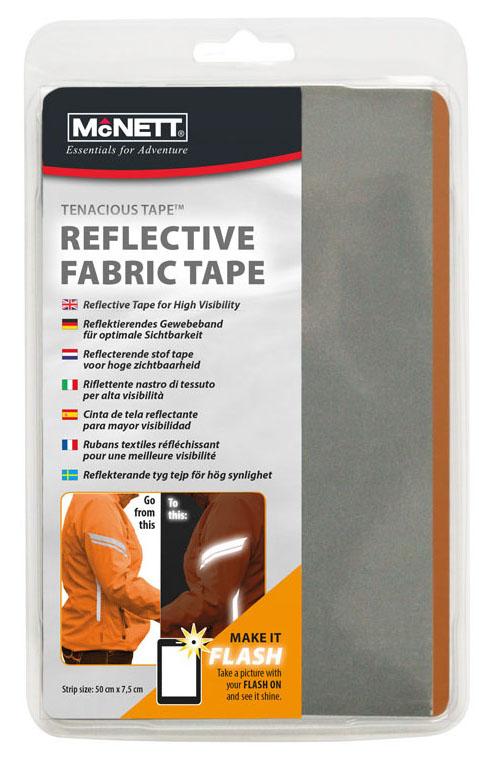 McNett Tenacious Reflective Tape - Ruban adhésif réfléchissant