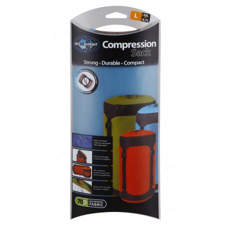Sea To Summit Sac de Compression Nylon L
