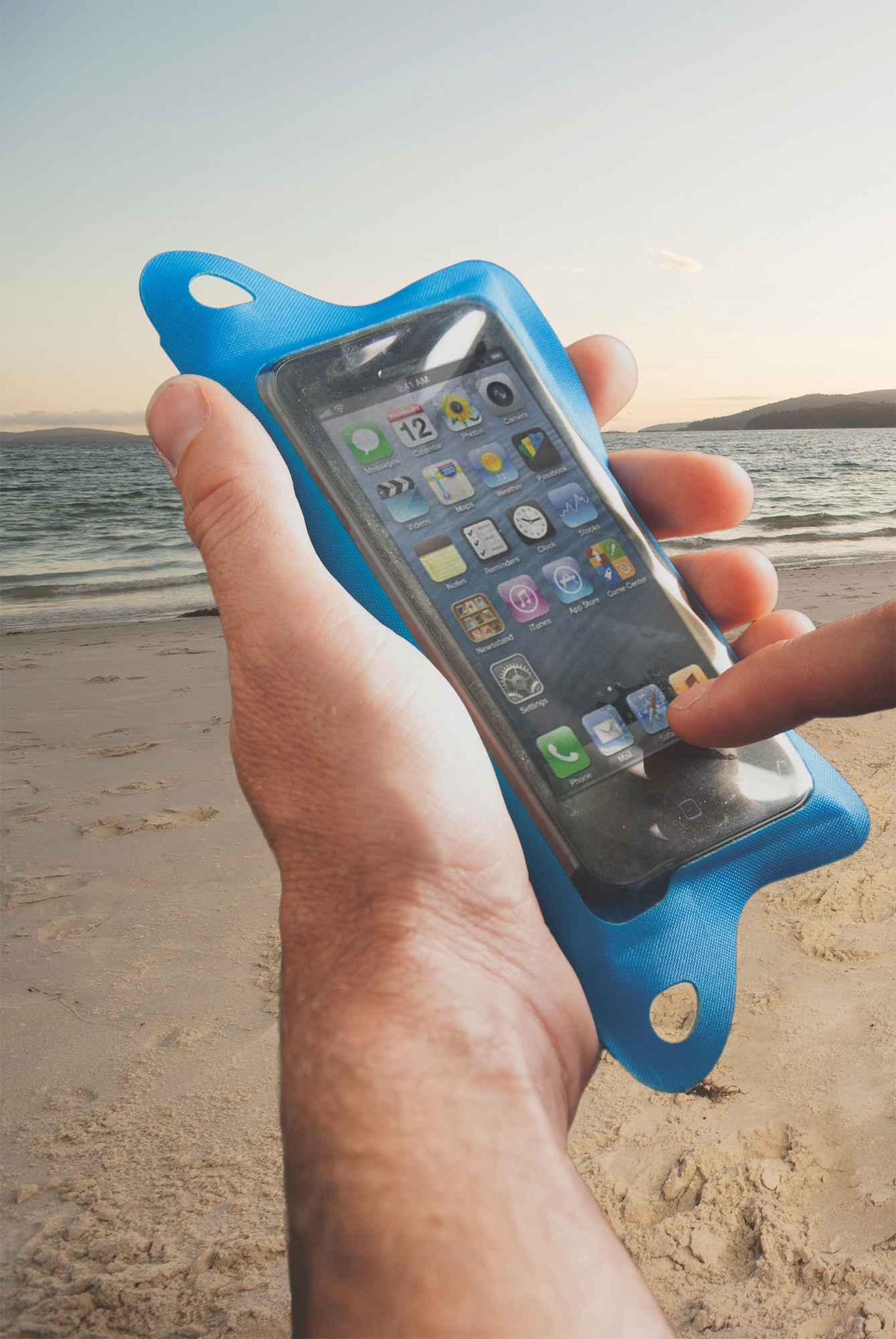 Sea To Summit TPU Guide Iphone 5 - 65 x 130 mm - Protection étanche