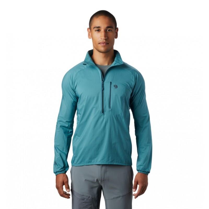 Mountain Hardwear Kor Preshell Pullover - Veste softshell homme