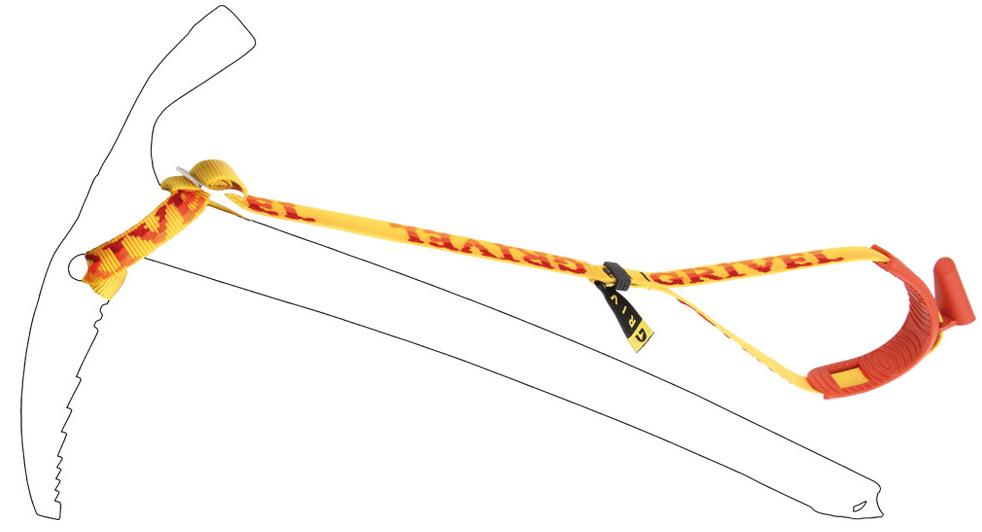 Grivel Long Leash - Dragonne piolet