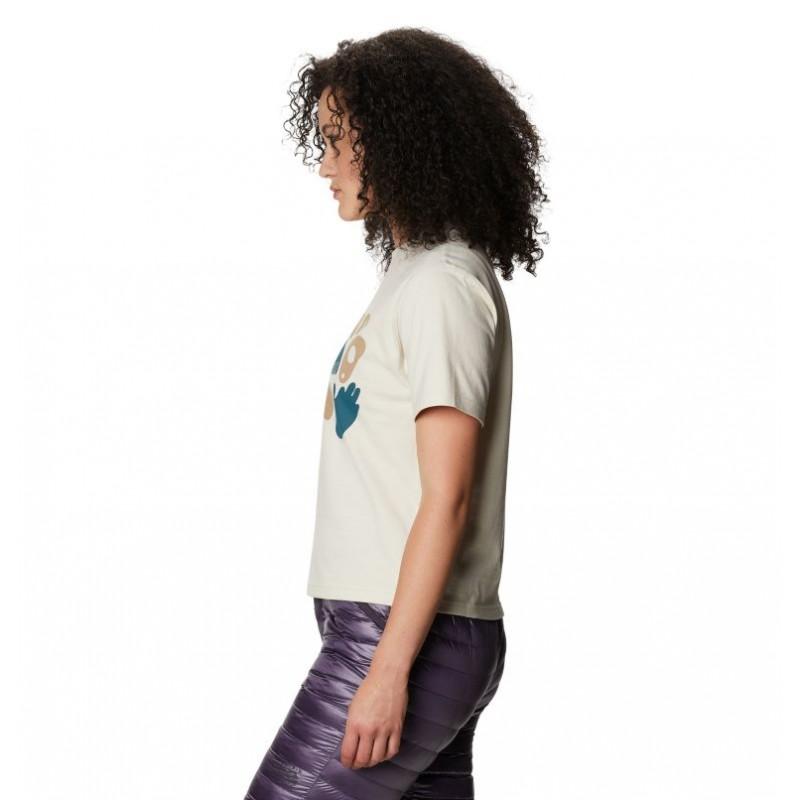Mountain Hardwear Hand/Hold Long Sleeve - T-shirt femme