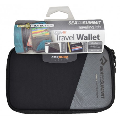 Sea To Summit Travel Wallet RFID - 10,5 x 2 x 17,5 cm - Porte-monnaie Unique