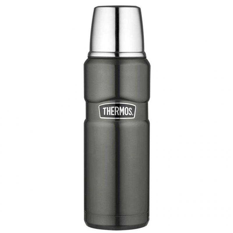 Thermos King bouteille 47 cl - Bouteille isotherme Gris Unique