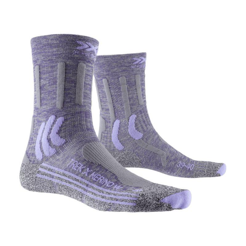 X-Socks Trek X Merino Light Lady - Chaussettes randonnée femme
