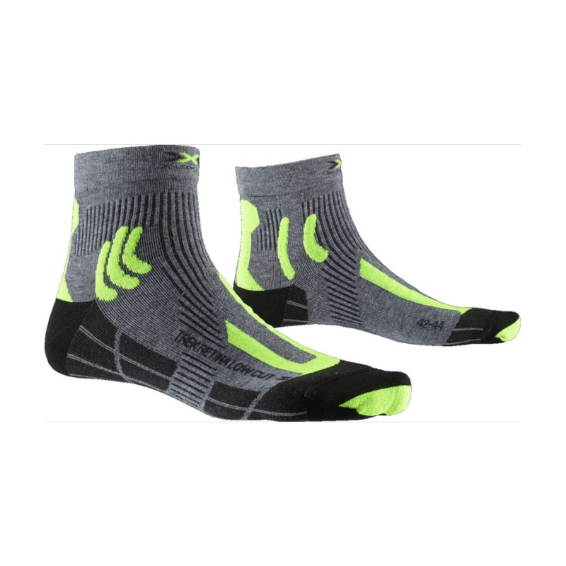 X-Socks Trek Retina Low - Chaussettes randonnée femme