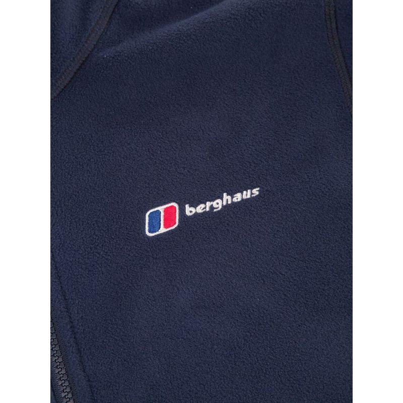 Berghaus Homme Prism MICRO PT Demi Zip Polaire Top-carbone