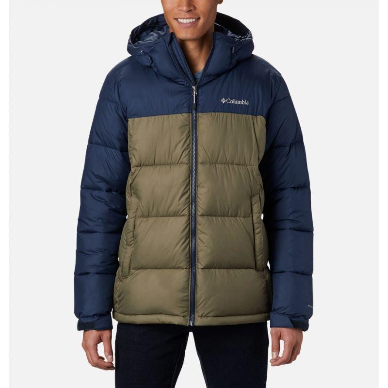 Columbia Pike Lake Hooded Jacket - Doudoune homme