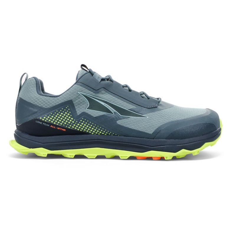 Altra Lone Peak ALL-WTHR Low - Chaussures trail homme