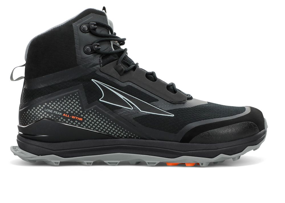 Altra Lone Peak ALL-WTHR Mid - Chaussures trail homme