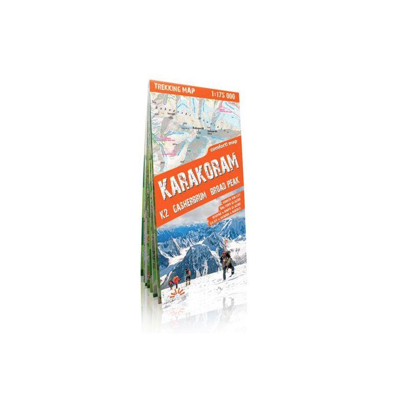 Expressmap Karakoram 1 / 175.000 - Carte topographique
