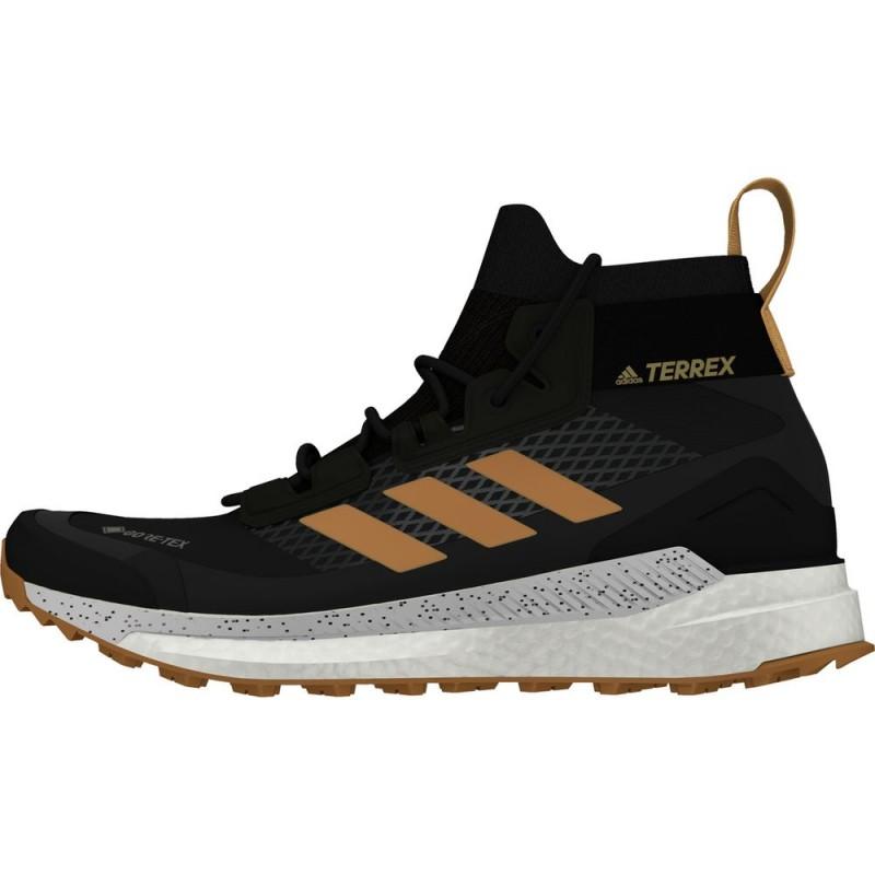 Soldes > chaussure de randonnée terrex free hiker gtx > en stock