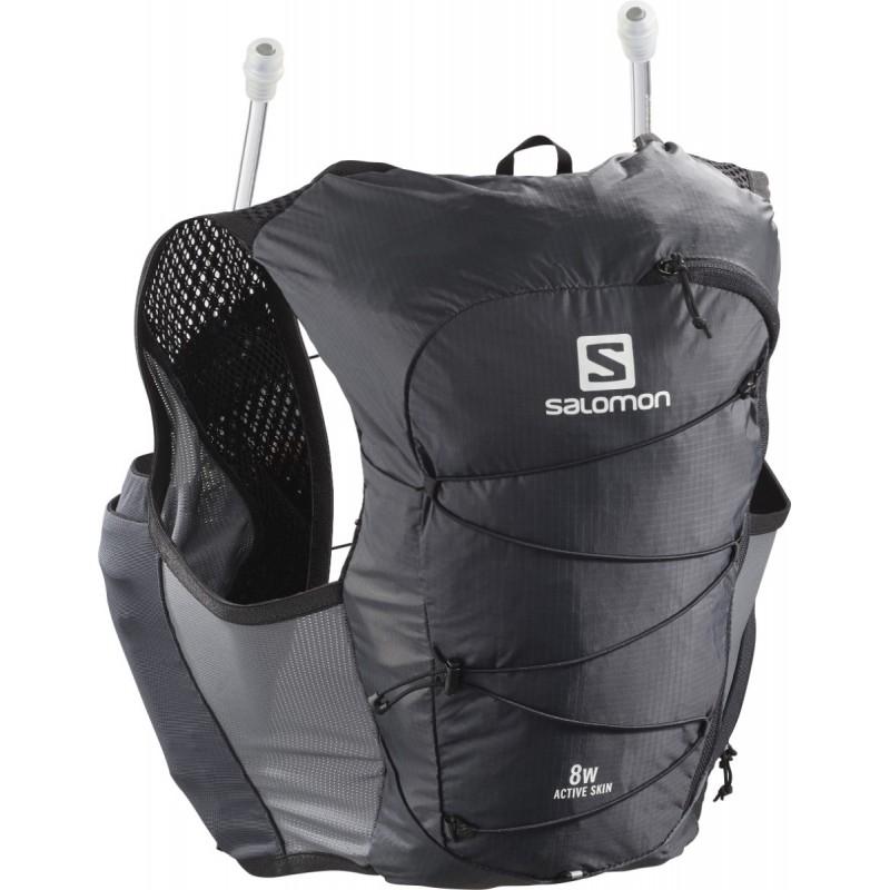 Hydratation marche nordique : sacs, poches à eau, gourdes