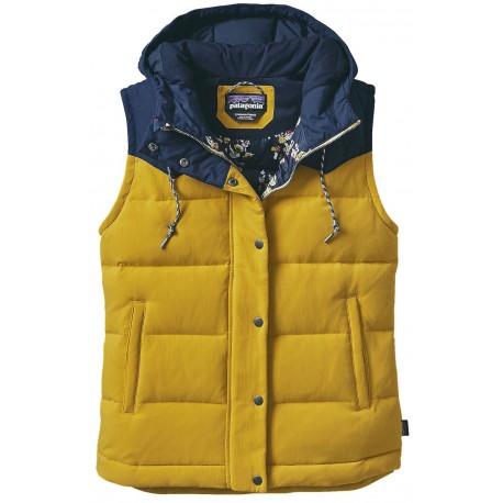 bas prix 22786 26ff5 Patagonia Bivy Hooded Vest pas cher - Doudoune sans manches femme