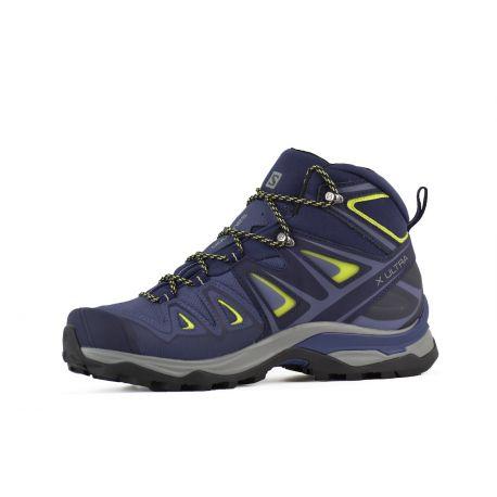 Salomon randonnée Ultra GTX® X 3 Mid femme W Chaussures r0r5q