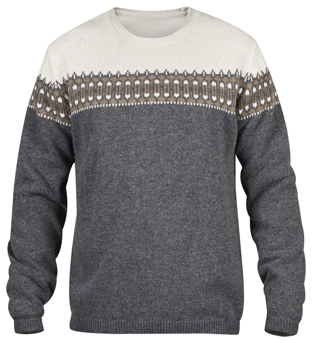 Fjällräven Pull Övik Scandinavian Sweater - Pull homme