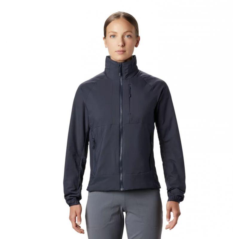 Mountain Hardwear Kor Cirrus Hybrid Jacket - Softshell femme