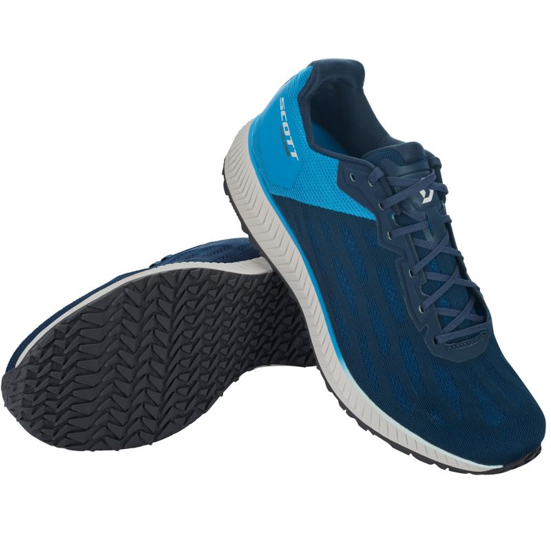 Scott Cruise - Chaussures running homme Midnight Blue  Atlantic Blue 42