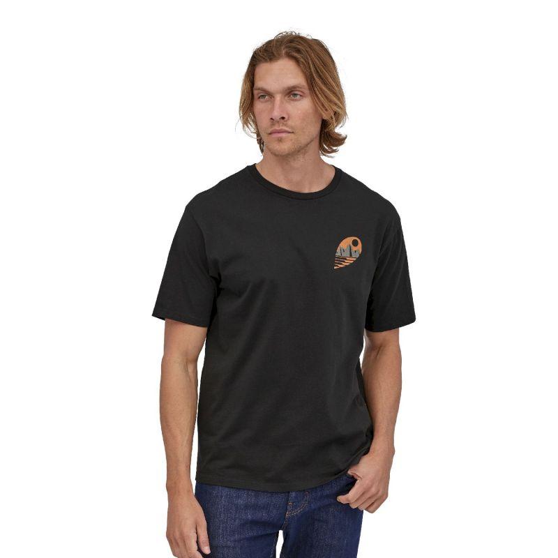 Patagonia Tube View Organic - T-shirt homme